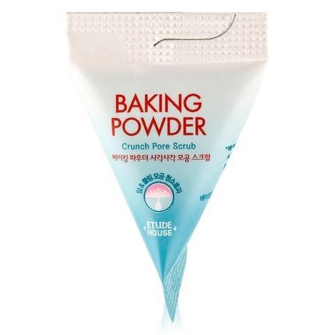 Cкраб для лица Etude House Baking Powder Crunch Pore Scrub, 7 гр