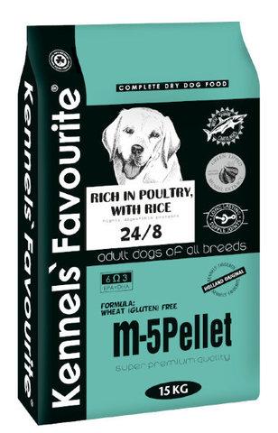 Kennels` Favourite M-5 Без глютена Для взрослых собак 15 кг.