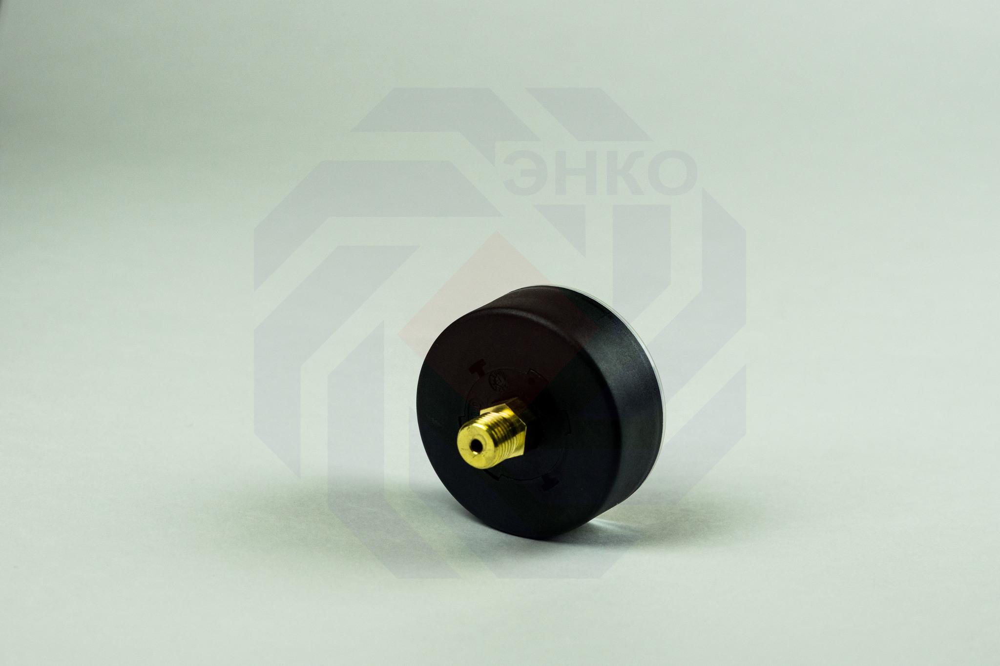 Манометр аксиальный WATTS MDA 63/10 (F+R100) 0-10 бар 63 мм ¼