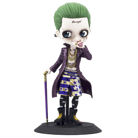 Фигурка Q Posket Suicide Squad: JOKER (A Normal color) 82679P