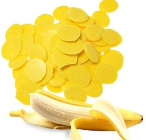 Глазурь кондитерская Шокомилк со вкусом банана, 100г
