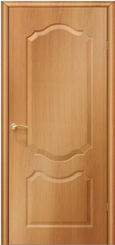 Дверь AIRON Канадка Анастасия, цвет миланский орех, глухая