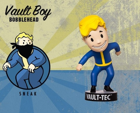 Фигурка Fallout 4 Vault Boy (Sneak)