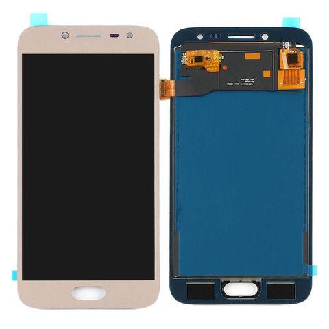LCD SAMSUNG J2 Pro 2018 J250 + Touch Gold Orig MOQ:5