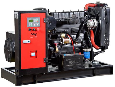 Дизельный генератор Fubag DS 22 DA ES