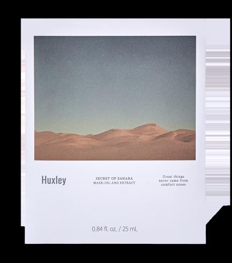 Маска Huxley Secret of Sahara Oil and Extract 1шт