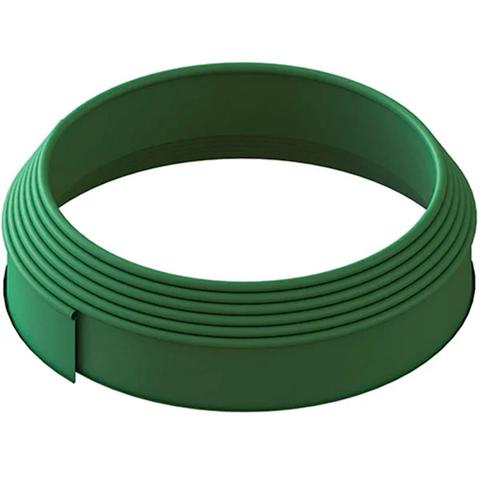 Бордюр для газона h10см (9м) зеленый 109SG