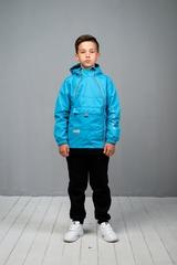 Ветровка-анорак для мальчика океан