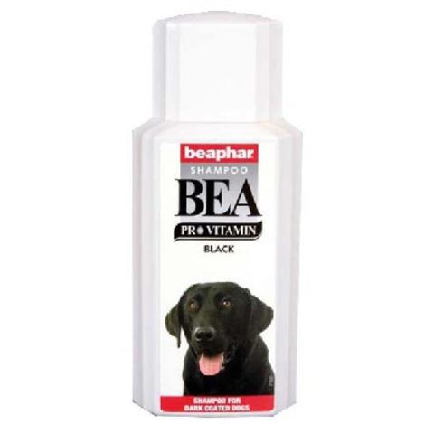 18255 Беафар Шампунь Pro Vitamin д/собак черного окраса 250мл*6*48 НОВИНКА