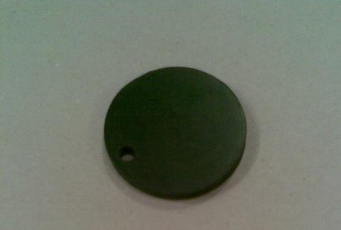 22021406 Заслонка дренажного клапана диа. 51 х 6 мм