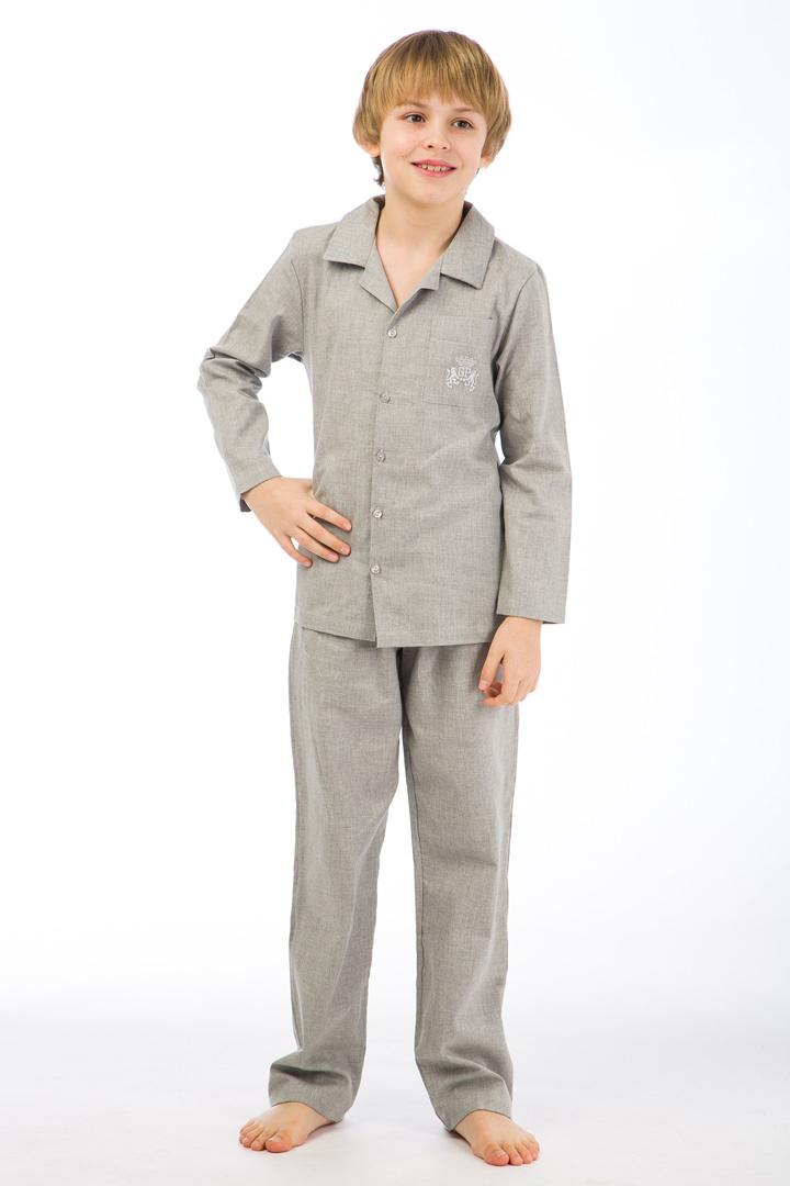 Детская пижама класса люкс GrigioPerla