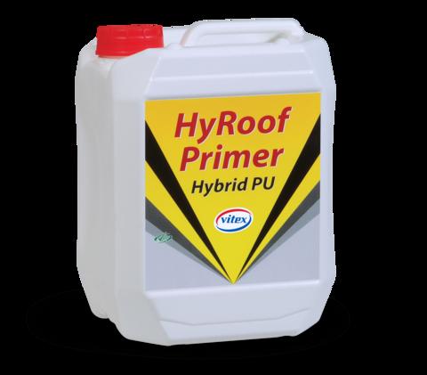 HyRoof Primer - это гибридная грунтовка на водной основе