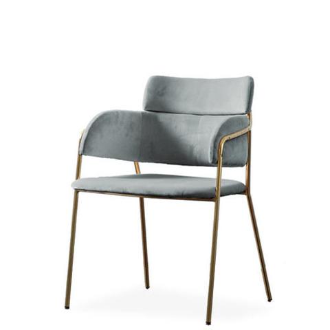 Стул-кресло Sophia by Light Room (серый)