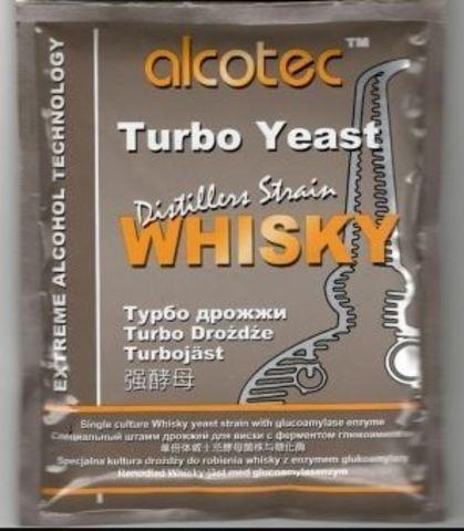 Турбо-дрожжи Alcotec Whisy Turbo, 73 г