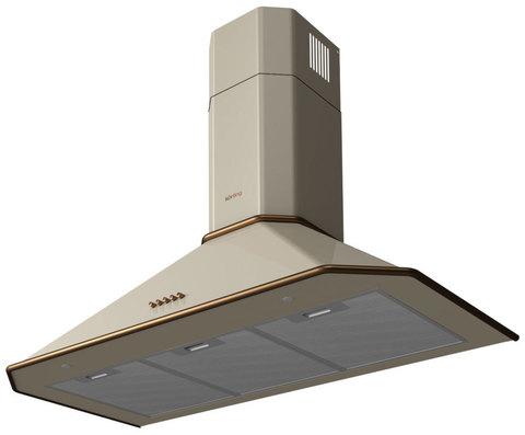 Кухонная вытяжка Korting KHC 9839 RB
