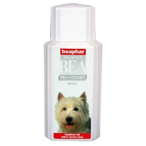 18261 Беафар Шампунь Pro Vitamin д/собак белого окраса 250мл*6*48 НОВИНКА