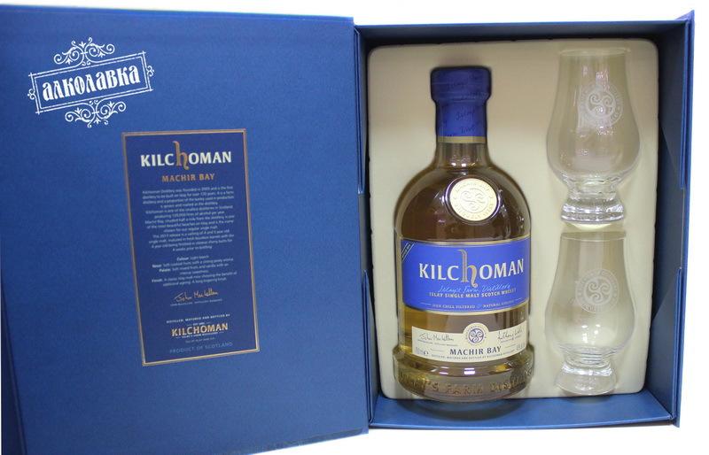 Виски Килхоман Махир Бей 0.7 П/У
