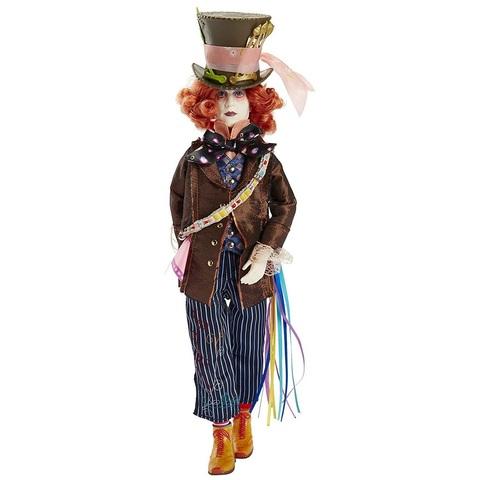 Дисней Алиса в зазеркалье Безумный Шляпник 29 см