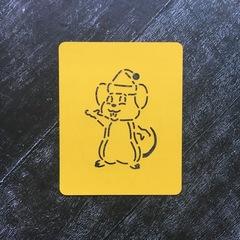 Мышка №14 в шапочке