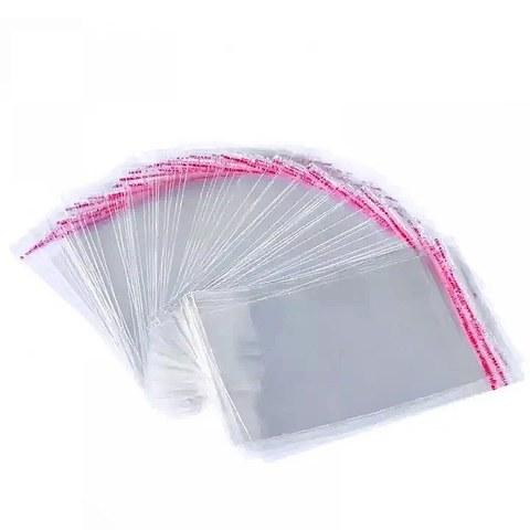 Пакеты с клеевым клапаном 10х10см (50шт)