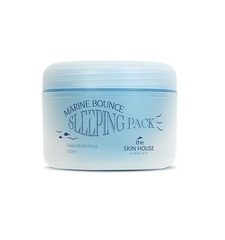 The Skin House - Экстраувлажняющая ночная лифтинг-маска с морским коллагеном и водорослями