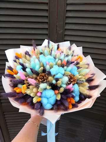 Букет из сухоцветов #3239
