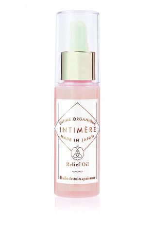 Органическое расслабляющее масло Intime Organique Relief Oil