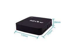 Смарт ТВ-приставка MX9 5G 2/16 Гб Android 9.0