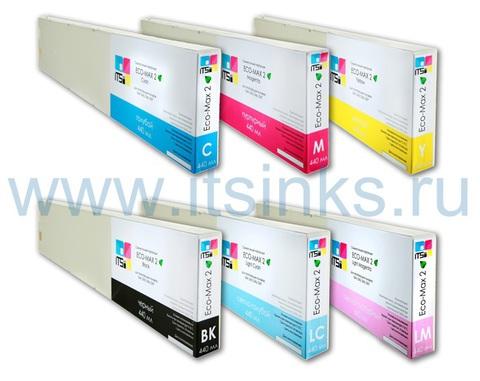 Комплект картриджей для Roland ESL4 6*440 мл