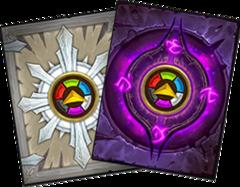 Codex: Альбомы для карт белый и фиолетовый