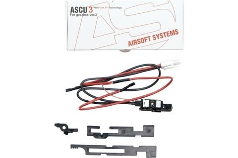 Блок управления ASCU (для приводов 3-его поколения)