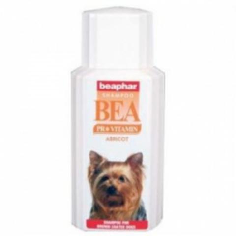 18267 Беафар Шампунь Pro Vitamin д/собак коричневого окраса 250мл*6*48 НОВИНКА