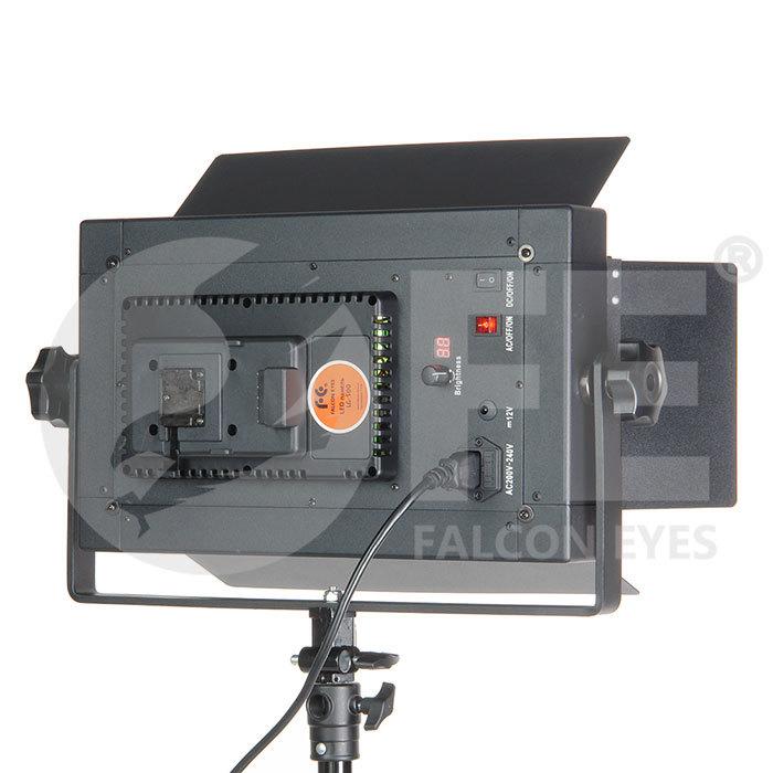 Falcon Eyes LG 500/LED V-mount