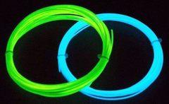 ABS cветящийся пластик для 3Д ручки - 10 метров