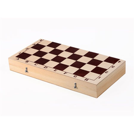 Шахматы турнирные лак