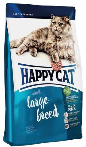 купить Happy Cat Supreme Adult Large Breed XL сухой корм для взрослых кошек крупных пород