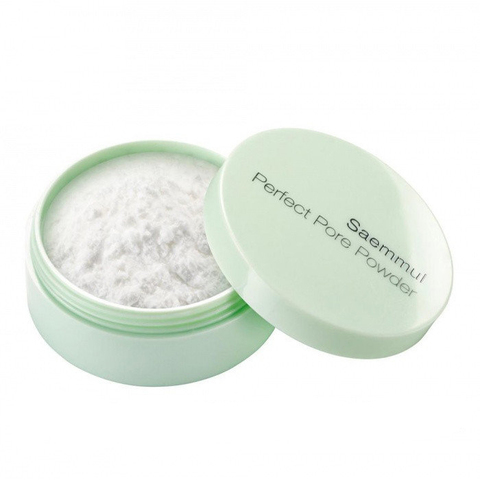 Пудра рассыпчатая The Saem Saemmul Perfect Pore powder 5гр