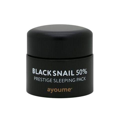 AYOUME BLACK SNAIL PRESTIGE SLEEPING PACK