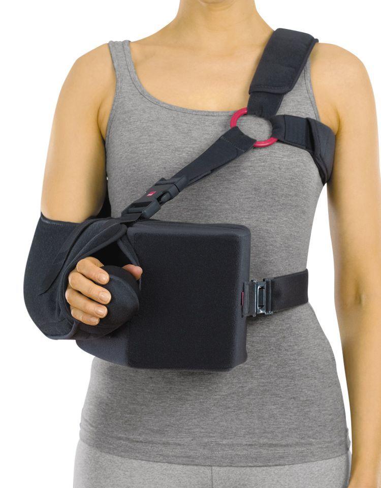Повязки дезо (фиксирующие) для рук после травм Шина для плечевого сустава отводящая medi SLK 90 a1e84040ba8ec8d80e48120f194e3dc6.jpg