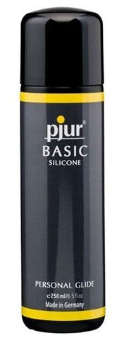Силиконовый лубрикант pjur BASIC Silicone - 250 мл.