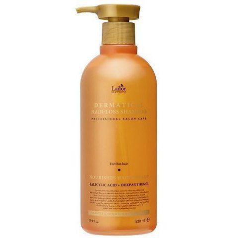 Lador Dermatical Hair-Loss Shampoo For Thin Hair шампунь для тонких волос против выпадения