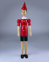 Пиноккио со сменным носом, 50 см, Италия