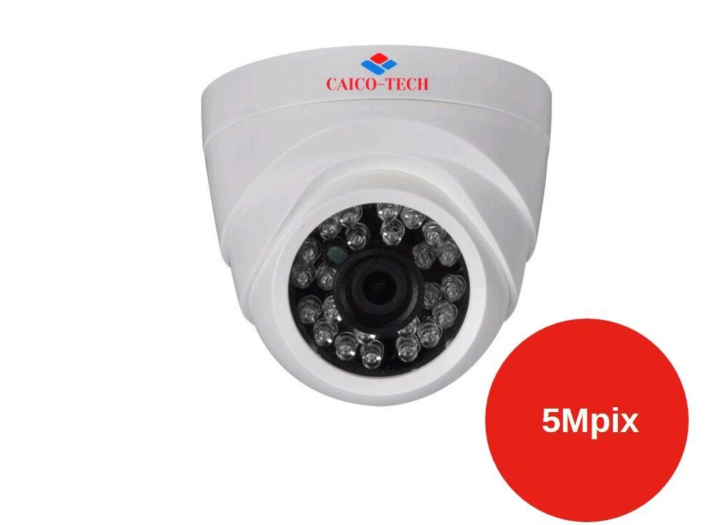 CAICO-TECH F 1A5 видеокамера для помещения AHD 5MP /4Mp 2560x1920p высокой четкости HD-AHD SONY IMX 326 CMOS