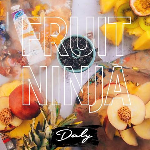 Кальянная смесь Daly Fruit Ninja 50 г