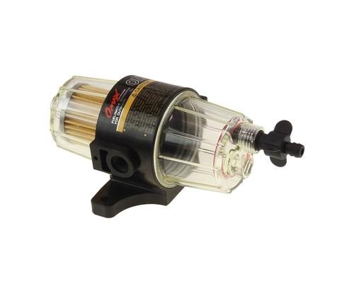 Фильтр топливный Omax, с фильтрующим элементом 10 мк