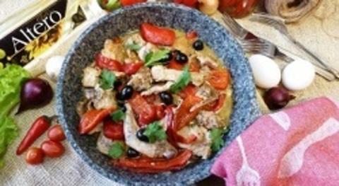 Сковорідка по-італійськи