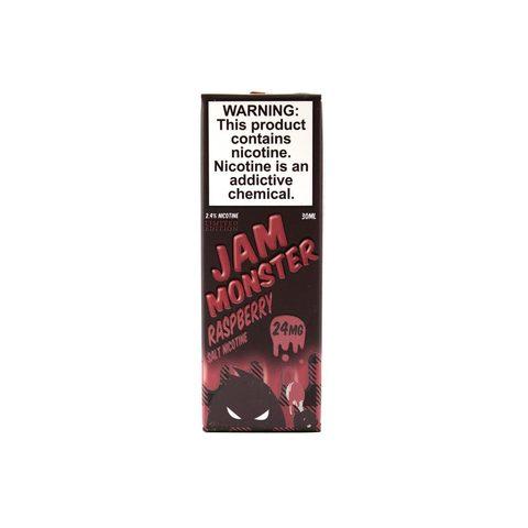 Жидкость Jam Monster Salt Raspberry