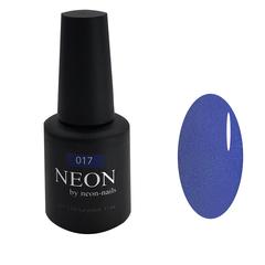Синий джинсовый  гель-лак NEON