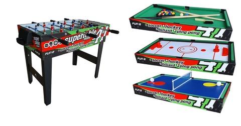 Игровой стол - трансформер DFC FUN2 4 в1