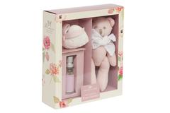 Подарочный ароматический набор Secret De Maison Little Pink Teddy Bear ( mod. TFP 126GF ) — розовый